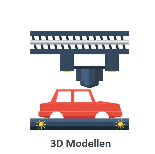 Gratis 3d modellen