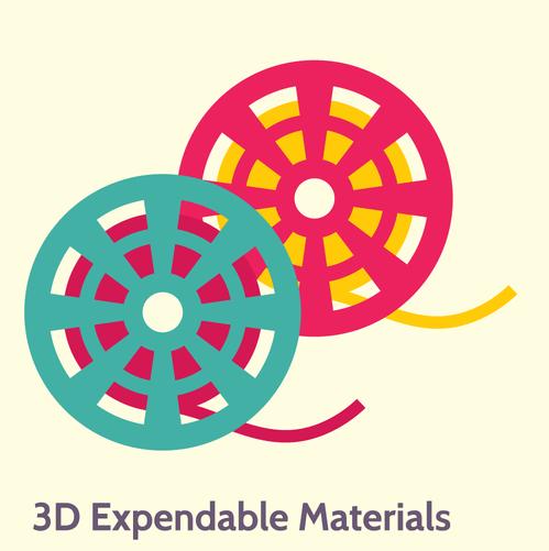 3d printer materiaal