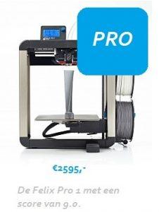 Felix pro 1 3D printer