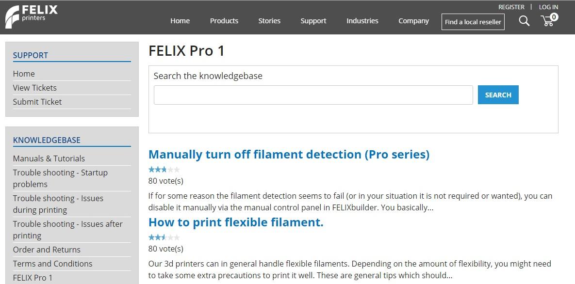 Felix pro 1 review