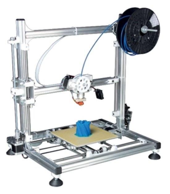 Velleman 3D printer