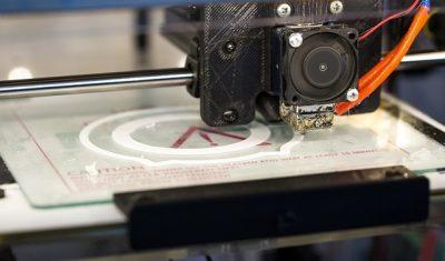 3d printer huren