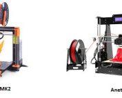Wat is de beste prusa 3d zelfbouw printer